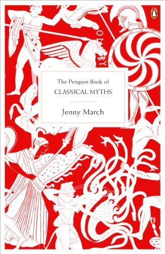 March Jenny Penguin Book Of Classical Myths The