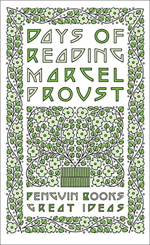 Marcel Proust Days Of Reading