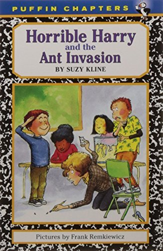 Suzy Kline Horrible Harry And The Ant Invasion