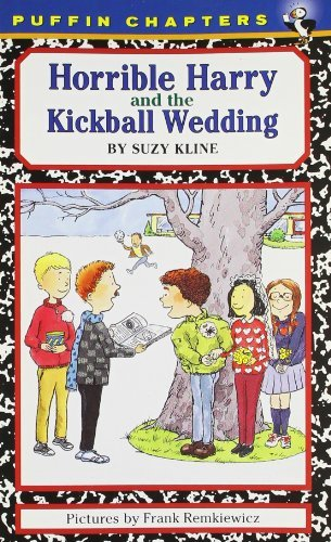 Suzy Kline Horrible Harry And The Kickball Wedding