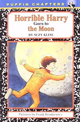 Suzy Kline Horrible Harry Goes To The Moon