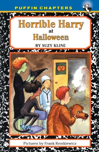 Suzy Kline Horrible Harry At Halloween