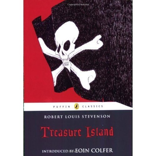 Robert Louis Stevenson Treasure Island