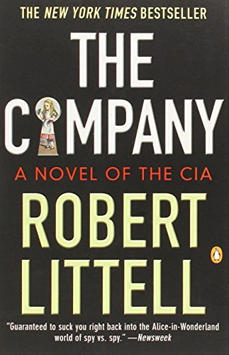 Robert Littell The Company A Novel Of The Cia 1951 91