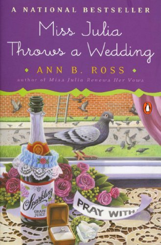 Ann B. Ross Miss Julia Throws A Wedding