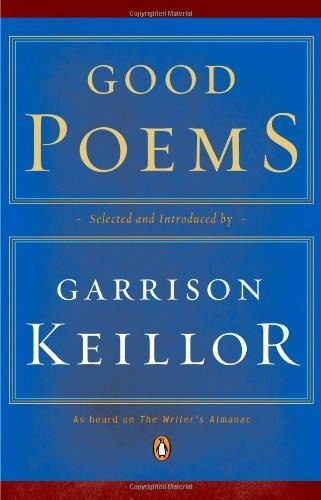 Various Good Poems