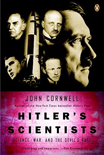 John Cornwell Hitler's Scientists Science War And The Devil's Pact