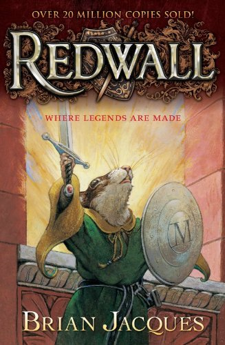 Brian Jacques Redwall