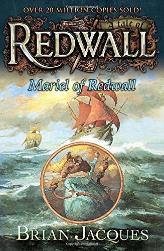 Brian Jacques Mariel Of Redwall