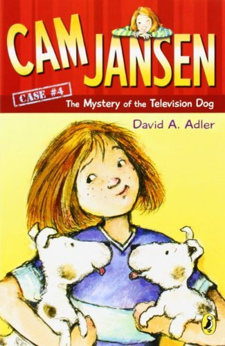 David A. Adler The Mystery Of The Television Dog