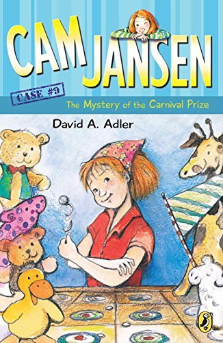 David A. Adler Cam Jansen The Mystery Of The Carnival Prize #9