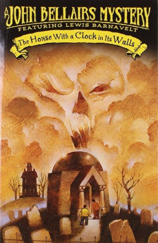 John Bellairs The House With A Clock In Its Walls
