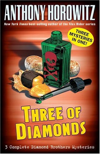 Anthony Horowitz Three Of Diamonds