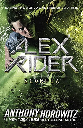 Anthony Horowitz Alex Rider Scorpia