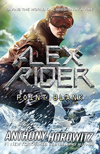 Anthony Horowitz Alex Rider Point Blank