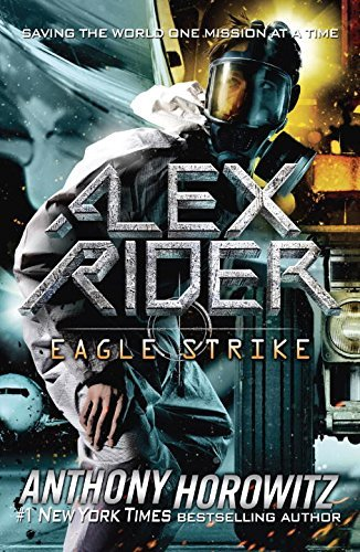 Anthony Horowitz Eagle Strike