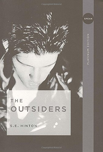S. E. Hinton The Outsiders Platinum