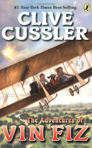 Clive Cussler The Adventures Of Vin Fiz