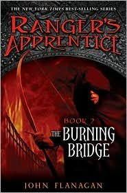 John A. Flanagan The Burning Bridge