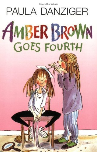 Paula Danziger Amber Brown Goes Fourth