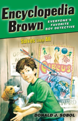 Donald J. Sobol Encyclopedia Brown #05 Solves Them All