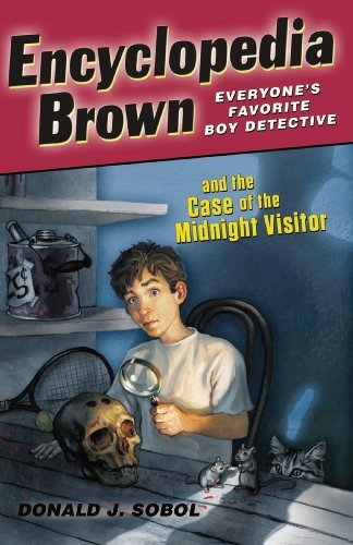 Donald J. Sobol Encyclopedia Brown And The Case Of The Midnight Vi