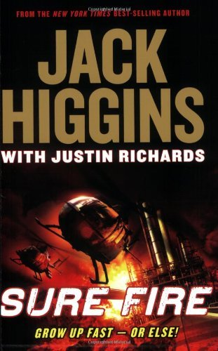 Jack Higgins Sure Fire