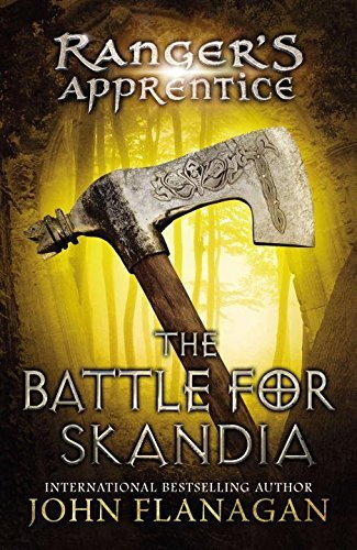 John Flanagan Battle For Skandia The Book Four