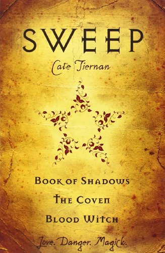 Cate Tiernan Sweep Volume 1 Book Of Shadows The Coven Blood Witch