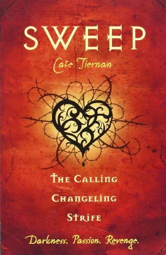 Cate Tiernan The Calling Changeling And Strife