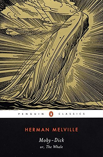 Herman Melville Moby Dick Or The Whale