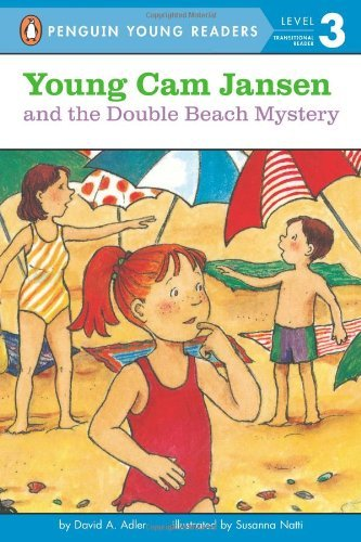 David A. Adler Young Cam Jansen And The Double Beach Mystery