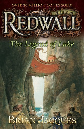 Brian Jacques The Legend Of Luke