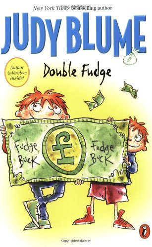 Judy Blume Double Fudge
