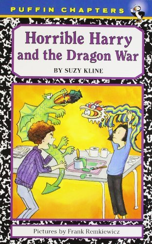 Suzy Kline Horrible Harry And The Dragon War