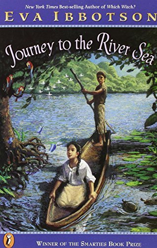 Eva Ibbotson Journey To The River Sea