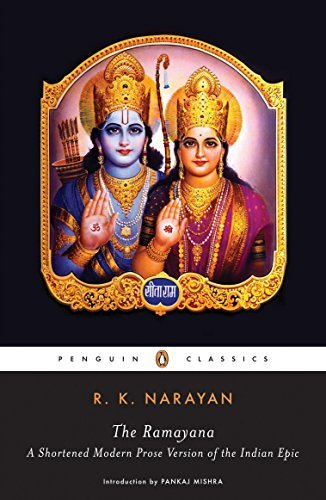 R. K. Narayan The Ramayana A Shortened Modern Prose Version Of The Indian Ep