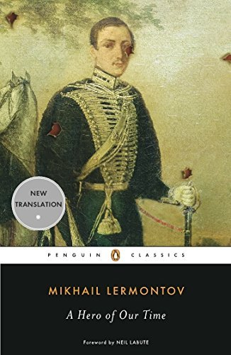 Mikhail Lermontov A Hero Of Our Time