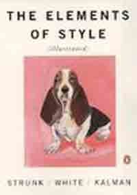 William Strunk The Elements Of Style 0004 Edition;