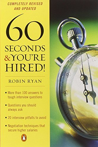 Ryan Robin Cp 60 Seconds And You're Hired!