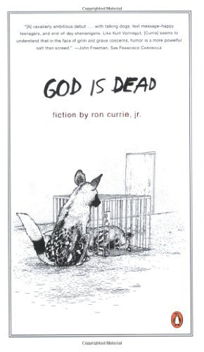 Ron Currie God Is Dead