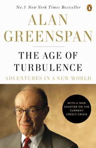 Alan Greenspan The Age Of Turbulence Adventures In A New World