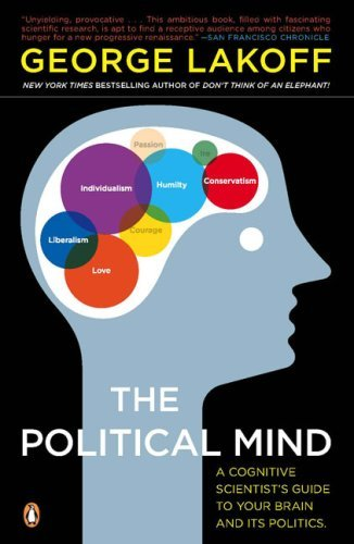 George Lakoff The Political Mind A Cognitive Scientist's Guide To Your Brain And I