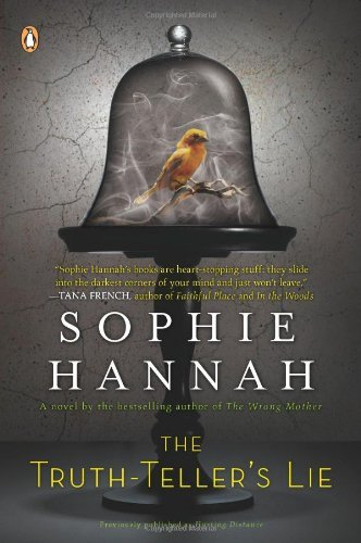 Sophie Hannah The Truth Teller's Lie A Zailer And Waterhouse Mystery