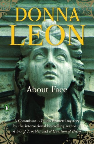 Donna Leon About Face