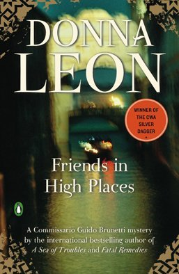 Donna Leon Friends In High Places