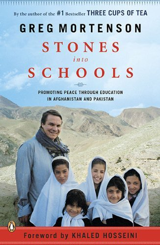 Greg Mortenson Stones Into Schools Promoting Peace With Education In Afghanistan And