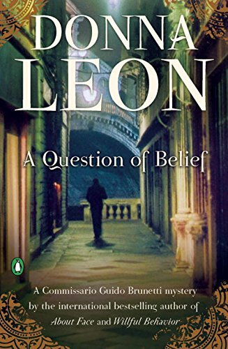 Donna Leon A Question Of Belief