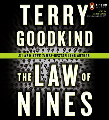 Terry Goodkind Law Of Nines The