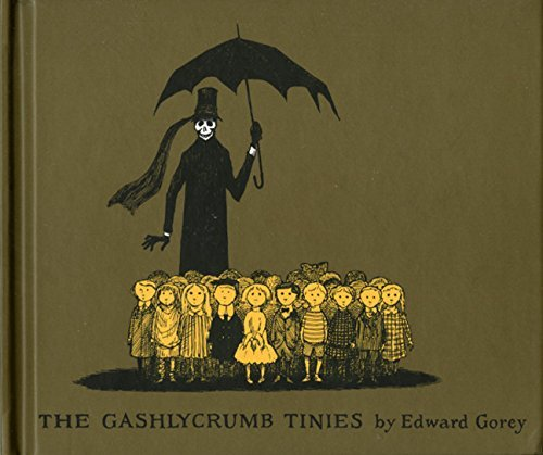 Edward Gorey The Gashlycrumb Tinies Or After The Outing